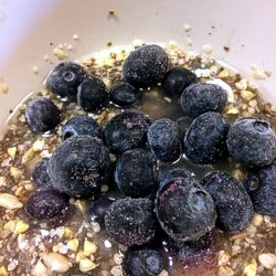 This Rawsome cereal mix has become one of my favorites as it is easy to make ahead, stores in my luggage for trips of any length, and can easily be made into a satisfying breakfast simply by adding filtered water and fresh fruit.